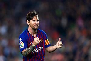 Liga hiszpańska chce wprowadzić nagrodę imienia Lionela Messiego