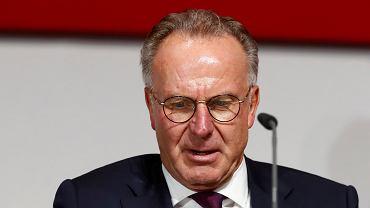Rummenigge wyjaśnił przyszłość Flicka w Bayernie.