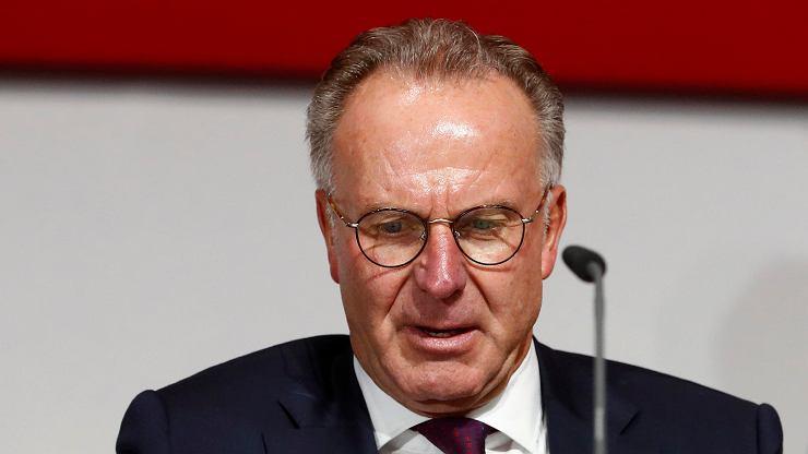 Prezes Bayernu przyznał się do nacisków na FIFA. Chodziło o Lewandowskiego