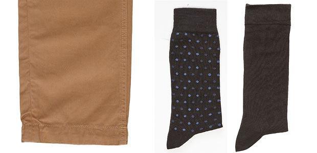 Akademia stylu: buty, buty, akademia stylu, moda męska, Zestaw pasujący do casualowych brązowych  butów