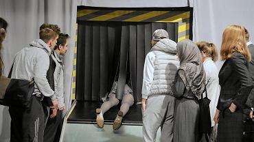 Spektakl ' Koniec świata' w Akademii Teatralnej