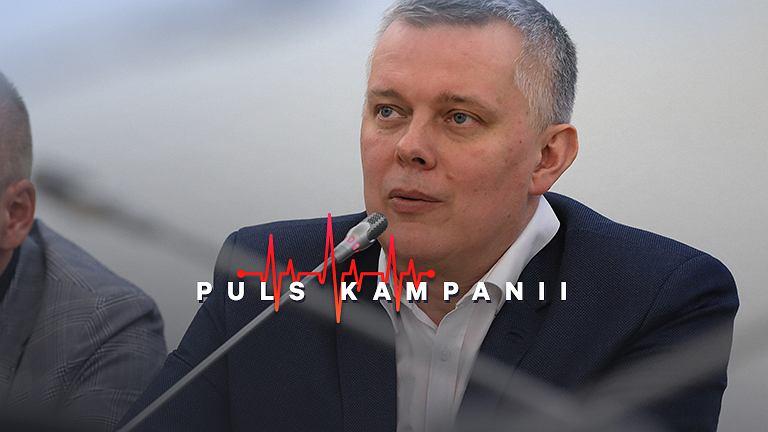 Tomasz Siemoniak, wiceprzewodniczący Platformy Obywatelskiej