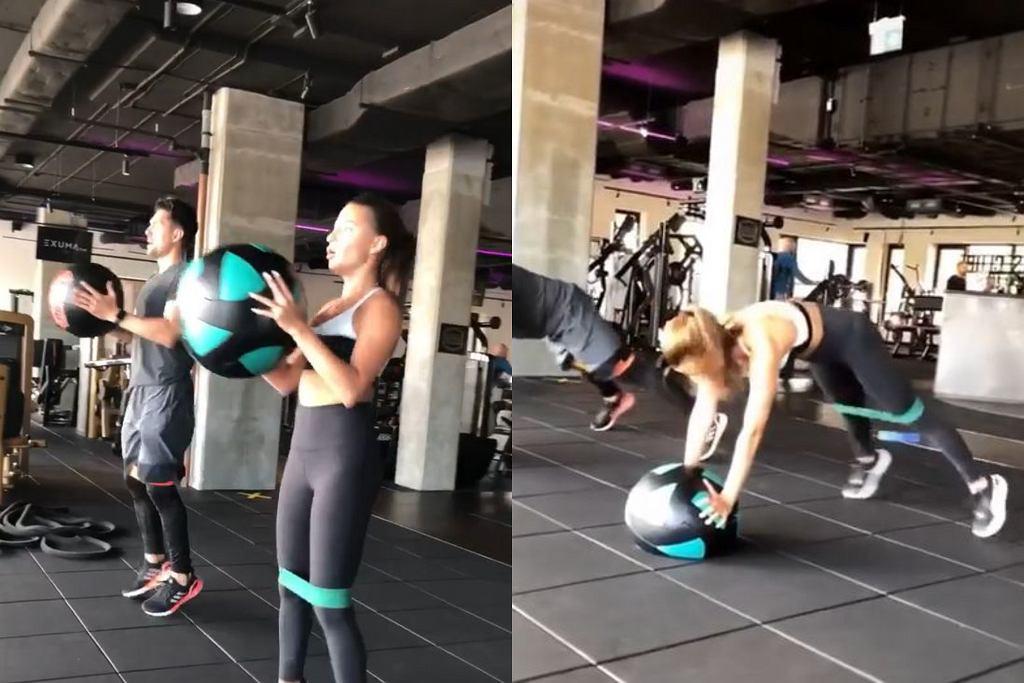 Trening Julii Wieniawy