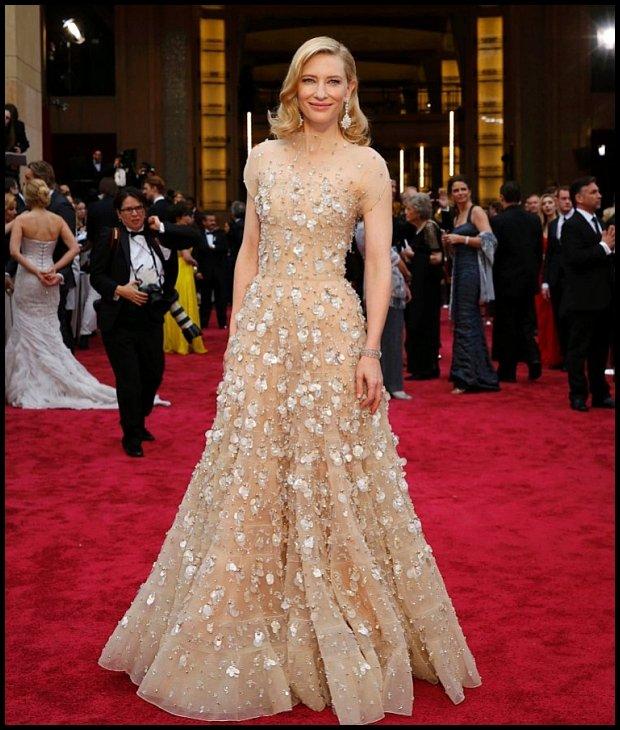 Najdroższa suknia Oscarów