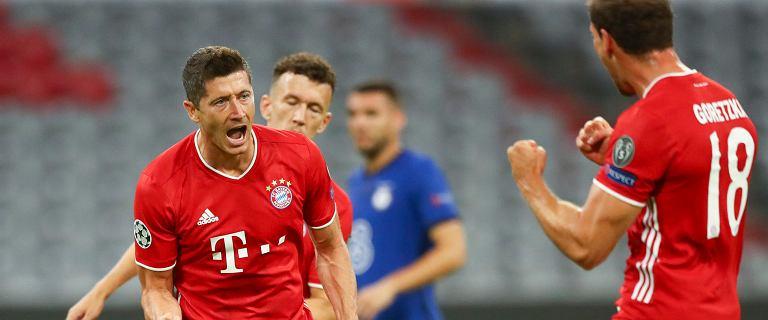 Robert Lewandowski show! Polak strzelał i podawał, Bayern w ćwierćfinale LM!