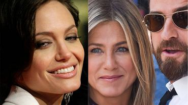 Jolie, Aniston, Theroux