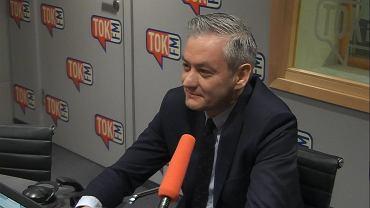 Prezydent Słupska Robert Biedroń w TOK FM.