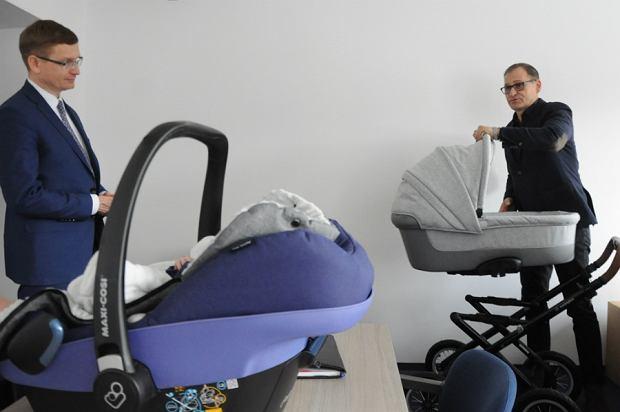Wózki dla dzieci urodzonych w Częstochowie dzięki metodzie in vitro