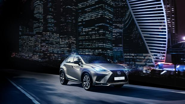 Lexus NX F Sport Edition