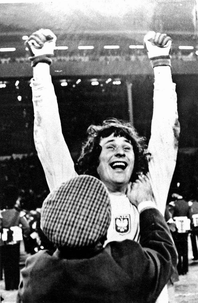 Jan Tomaszewski po remisie na Wembley