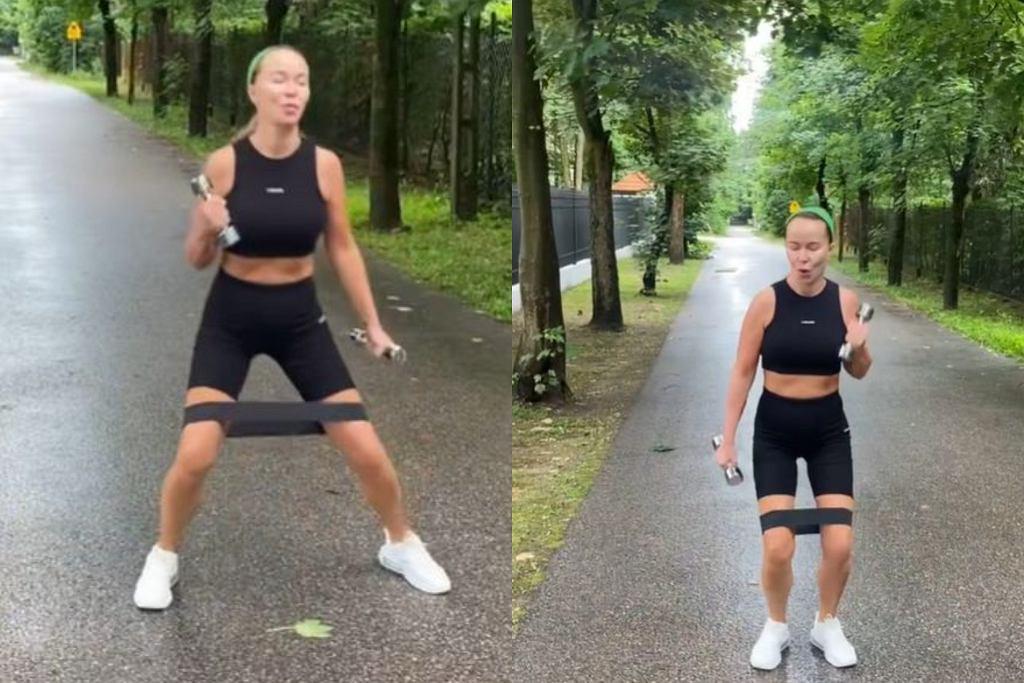 Joanna Przetakiewicz poleca treningi na świeżym powietrzu