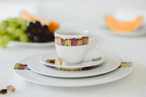 Wieczerza wigilijna w wyjątkowej oprawie - poznaj porcelanę Zulana