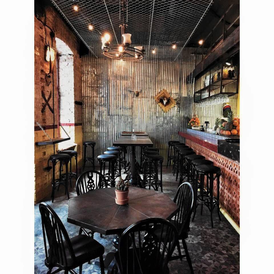Wnętrze restauracji La SirenaLa  /