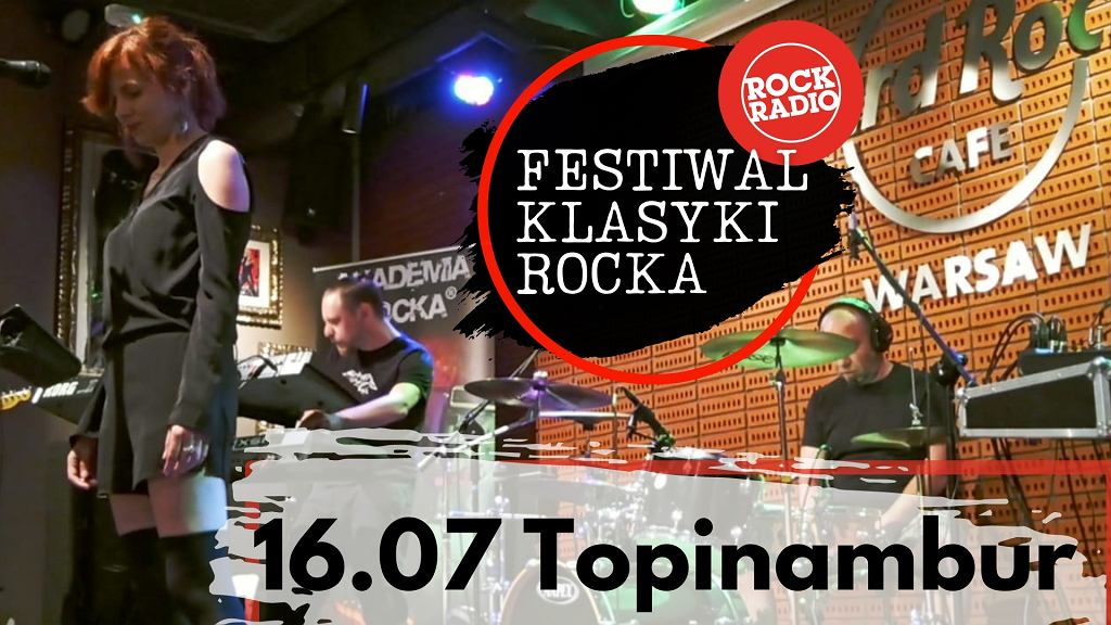 Festiwal Klasyki Rocka - Topinambur