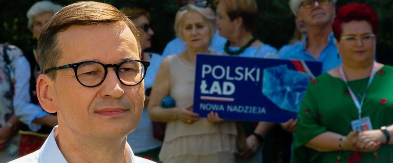 """Morawiecki napisał list do Polaków. """"Szansa na cywilizacyjny awans"""""""