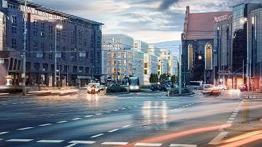 Biurowiec Nowy Targ
