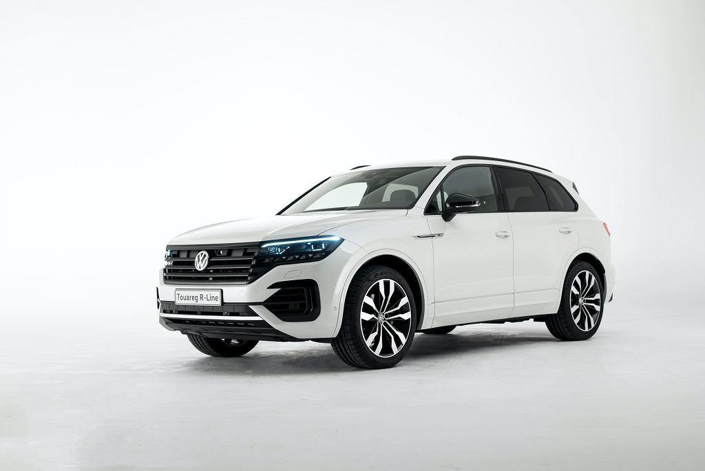 Volkswagen Touareg 2018
