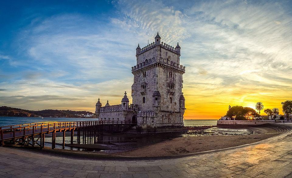 Wieża Belem Lizbona