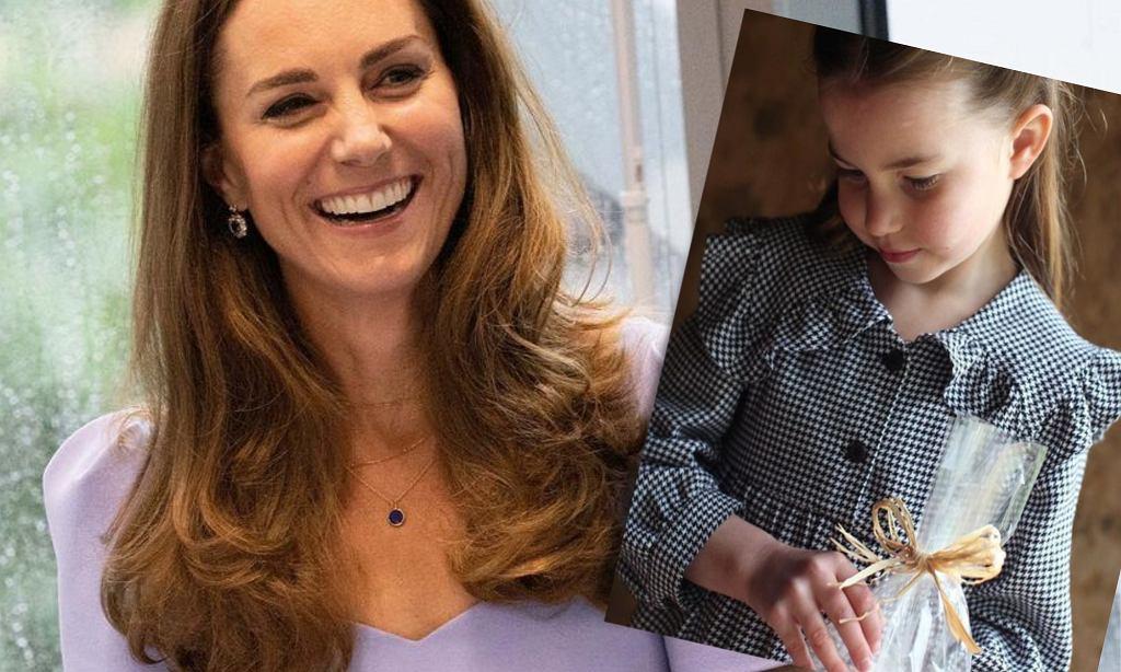 Kate Middleton zdradziła, co jada jej córka