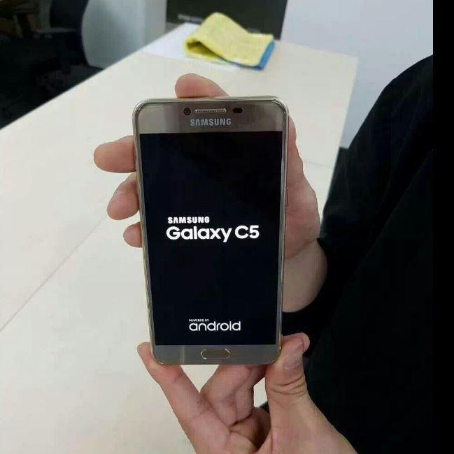 Czy to Samsung Galaxy C5?