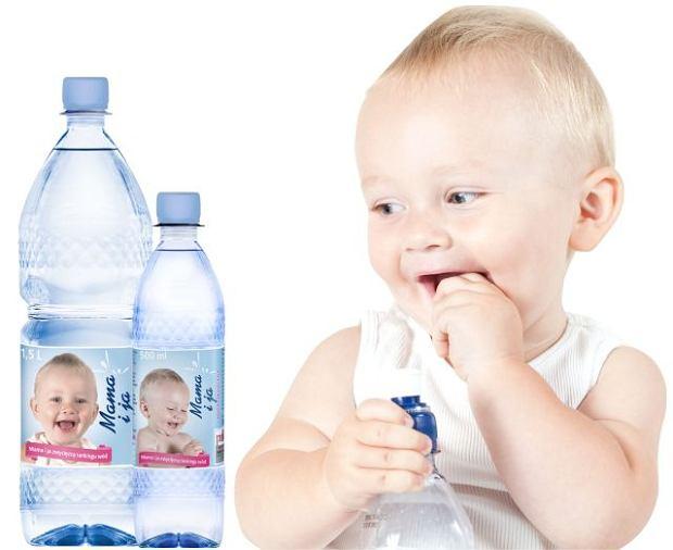 Zdrowie zaczerpnięte ze źródła, czyli woda źródlana Mama i ja