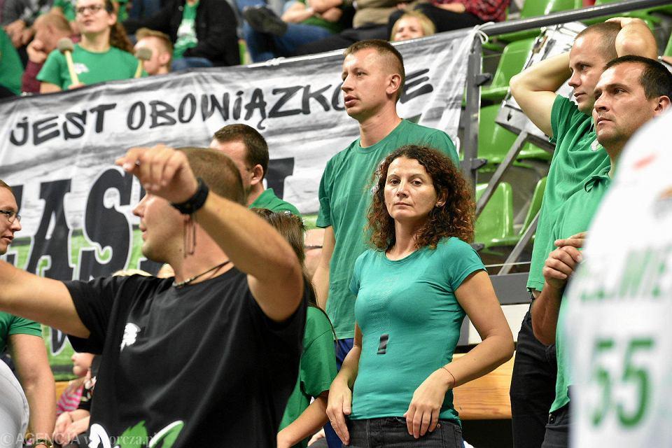 Zdjęcie numer 15 w galerii - Bez niespodzianek, CSKA dała Stelmetowi lekcję koszykówki [ZDJĘCIA]
