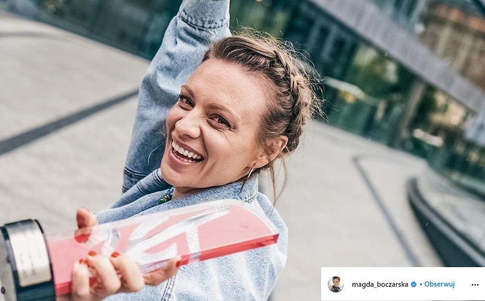 Magdalena Boczarska na okładce Vogue. Zdjęcie podzieliło internautów