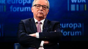 Jean-Claude Junker, przewodniczący Komisji Europejskiej