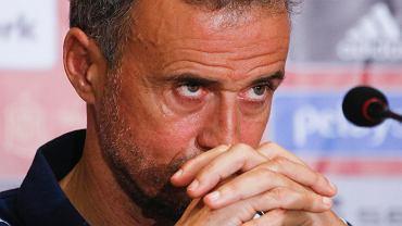 Trener reprezentacji Hiszpanii przeżył rodzinną tragedię. Stracił dziewięcioletnią córkę
