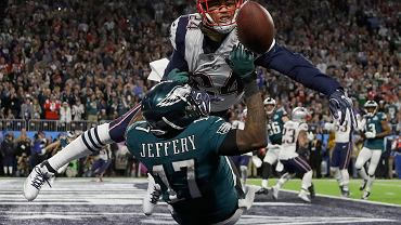 Super Bowl 2018, w którym Philadelphia Eagles pokonali New England Patriots