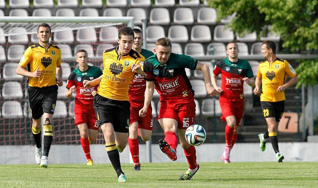 Jaworzno. GKS Tychy - GKS Katowice 0:3