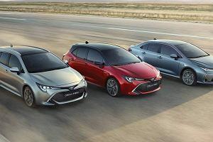 Toyota pobiła swój rekord w Polsce. W tym roku zarejestrowano 51 716 samochodów
