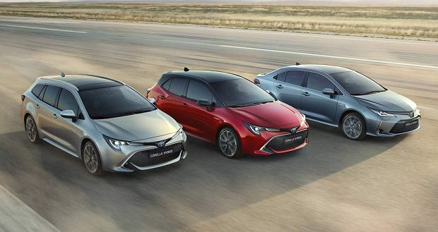 Toyota Corolla hatchback, sedan czy kombi? Porównujemy 3 wersje topowego japońskiego kompaktu