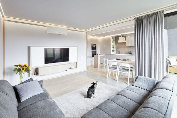 Nowoczesne mieszkanie dla rodziny