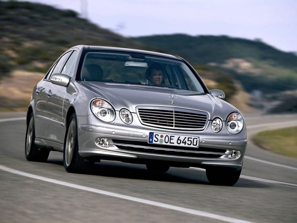 Mercedes Klasy E W211