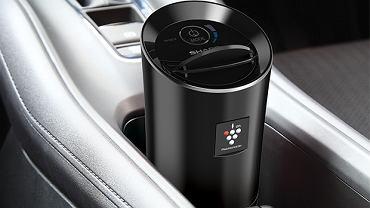 Oddychaj czystym powietrzem podczas jazdy samochodem. Zapomnij o zapachu papierosów, jedzenia i pleśni z klimatyzacji.