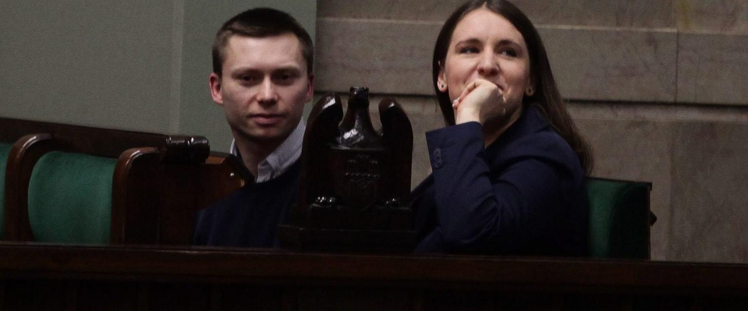 Tomasz i Karolina Elbanowscy (fot. Sławomir Kamiński/AG)