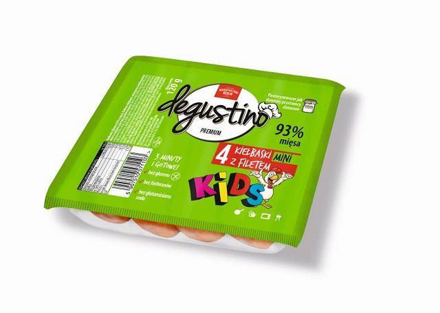 Degustino premium for Kids z filetem mini