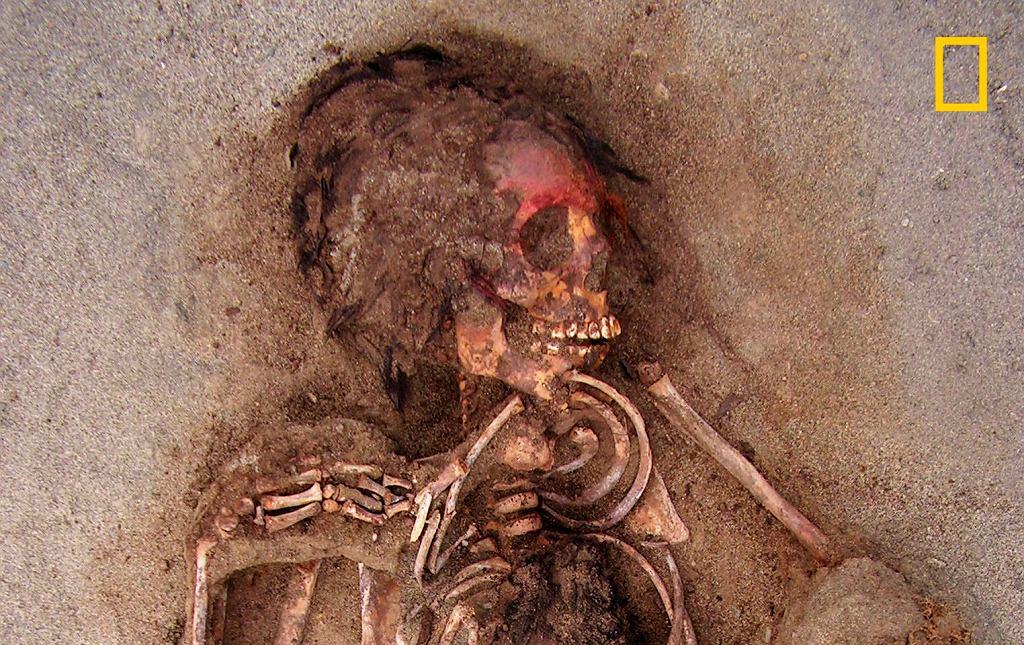 Masowy grób 140 dzieci w Peru