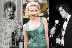 Meryl Streep, Scarlett Johansson, John Travolta