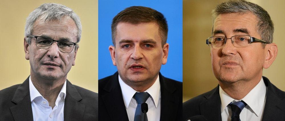 Bartosz Arłukowicz, Tomasz Tomczykiewicz, Andrzej Biernat