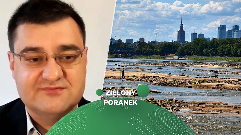 Marcin Popkiewicz gościem Zielonego Poranka Gazeta.pl