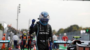 Zwycięzca kwalifikacji przed GP Włoch zostanie przesunięty na koniec stawki podczas wyścigu