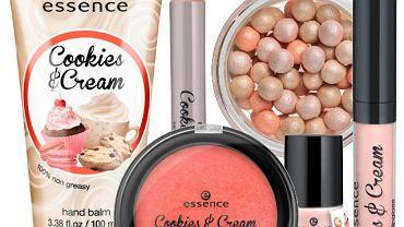 Kolekcja limitowana essence 'cookies & cream'