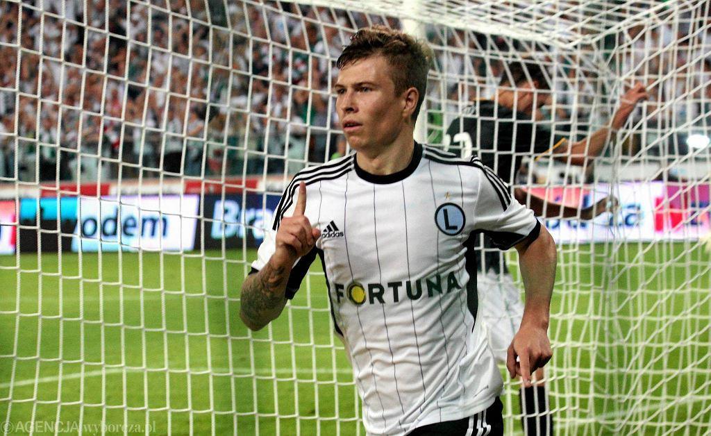 Jakub Kosecki został wypożyczony do klubu z 2. Bundesligi SV Sandhausen. W Legii z przerwami spędził ponad pięć lat