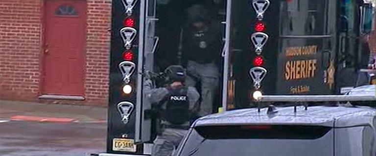Strzelanina w Jersey City. Strzały w pobliżu cmentarza i w koszernym sklepie