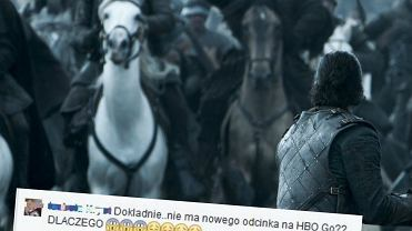 Gra o tron s06e09 - Battle of Bastards - odcinka nie ma w HBO Go