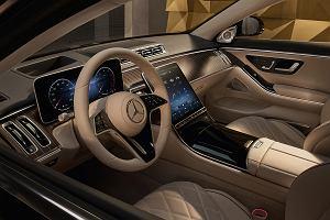 Nowy Mercedes-Benz Klasy S - limuzyna, która dba o kierowcę
