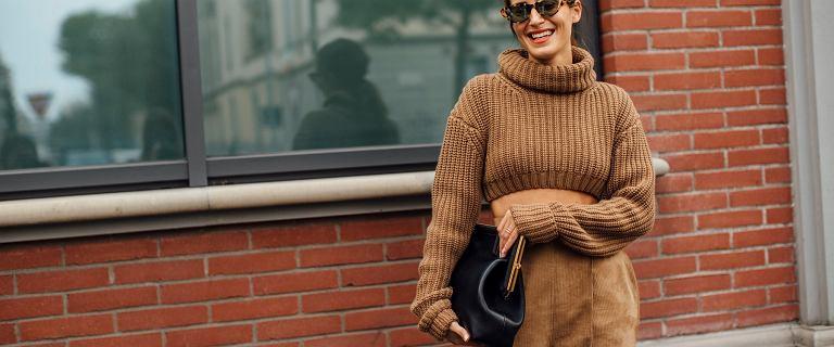 W swetrach tej marki przechodzisz całą jesień! Są modne, ciepłe i tanie