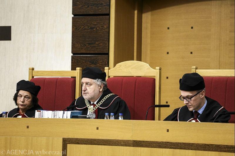 Krajowa Rada Sądownicza też zaskarży do Trybunału Konstytucyjnego nowelizację ustawy o TK. Zdjęcie: Sędziowie TK